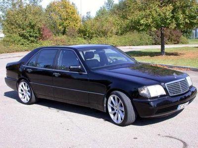 gebraucht Mercedes 600 SEL V12 TOP Zustand Voll 20-Zoll Lorinser