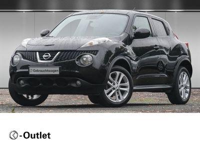 gebraucht Nissan Juke 1.6 Tekna Klima/Navi/Leder/AroundView/ALU/SHZ/PDC
