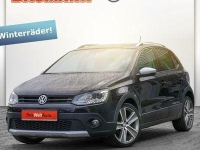 usado VW Polo Cross Polo CrossPolo 1.4 KLIMA PDC SITZHEIZUNG BI-XENON