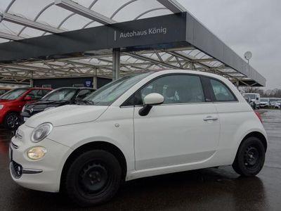 gebraucht Fiat 500C Cabrio 1.2 8V Lounge Navi Klima
