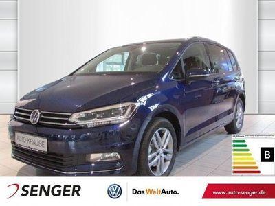 gebraucht VW Touran 1,4 TSI BMT Comfortline Navi LED Sitzhzg.