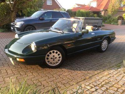 gebraucht Alfa Romeo Spider 2.0 inkl. Hardtop in Wagenfarbe