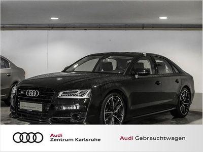 gebraucht Audi S8 plus 4.0 TFSI quattro tiptronic Massagesitz
