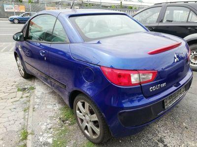 used Mitsubishi Colt Cabrio CZC Invite