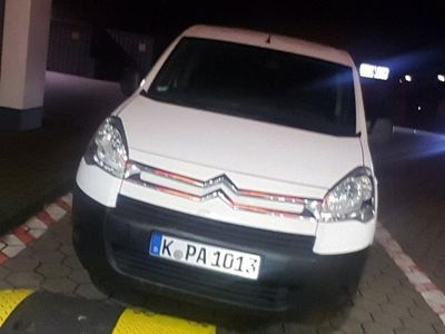 käytetty Citroën Berlingo L1 1.6 HDi 90 ps. Niveau A