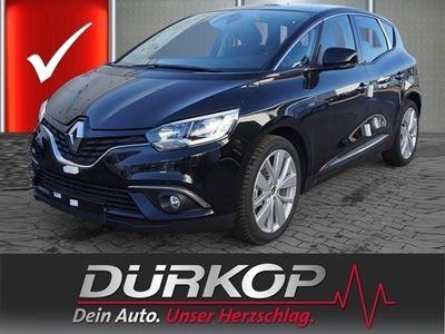 gebraucht Renault Scénic TCe 140 Limited Navi Klimaaut. Sitzhzg. Parkpilot