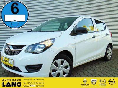 gebraucht Opel Karl 1.0 EU6 Selection