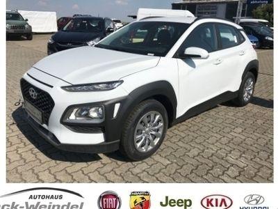 gebraucht Hyundai Kona Select 2WD 1.0 T-GDI LED-Tagfahrlicht Multif.Lenkrad RDC Alarm Klima Temp AUX