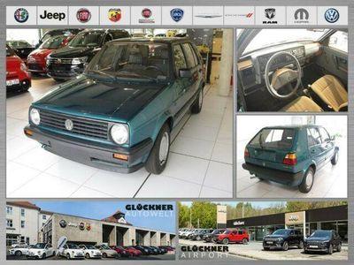 gebraucht VW Golf II 1.3 CL Original - 1. Hand- Sammlerstück