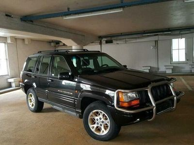gebraucht Jeep Grand Cherokee 4x4 Limited - Prins LPG Gas - Vollausstattung