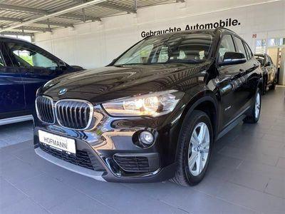 gebraucht BMW X1 xDrive20d Aut. PDC+SHZ+MFL