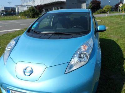 gebraucht Nissan Leaf (mit Batterie) Acenta Cold Solar