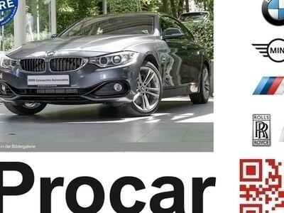 gebraucht BMW 435 Gran Coupé d xDrive Sport Line