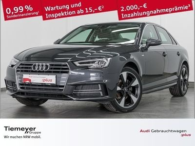 gebraucht Audi A4 1.4 TFSI S LINE NAVI LM18 LED AHK