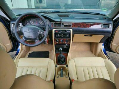 gebraucht Honda Civic 1.4i S Vollleder Beige 90ps TÜV 11/21