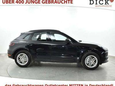 gebraucht Porsche Macan S Aut. >LED+KAMER+NAVI+LEDER+SHZ+KOMFORTZ.