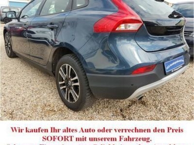 gebraucht Volvo V40 CC V40 Cross Country Plus LED Navi Klima Tempomat