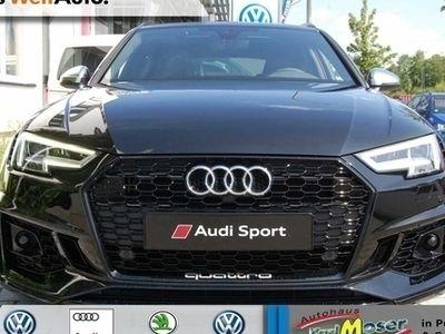 gebraucht Audi RS4 Avant 2.9 TFSI qu. Tiptr. - Tour*Pano*B&O*Kamera!!