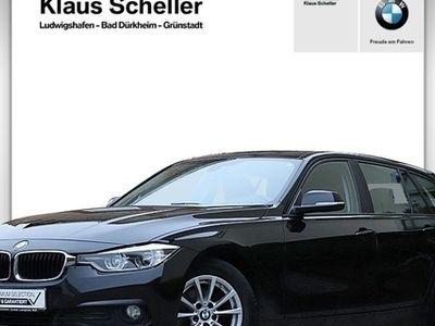 gebraucht BMW 316 d Touring Advantage LED Navigation Tempomat