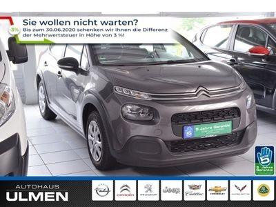 gebraucht Citroën C3 FEEL PureTech 82 KLIMA+PDC+FREISPRECHEINRICHTUNG