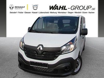 gebraucht Renault Trafic Komfort L1H1 2,7t ENERGY dCi 125