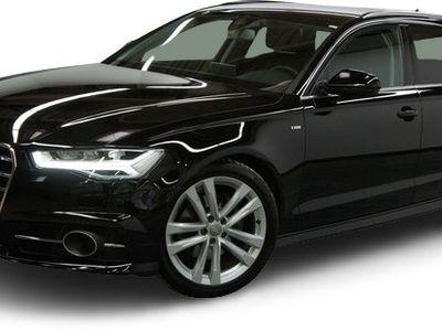 gebraucht Audi A6 A6Avant 2.0 TDI S-tronic S-Line Navi LED Kamera