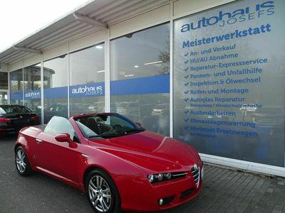 gebraucht Alfa Romeo Spider 2.4 JTD 20V Exclusive MFL 8xBereift Tempo