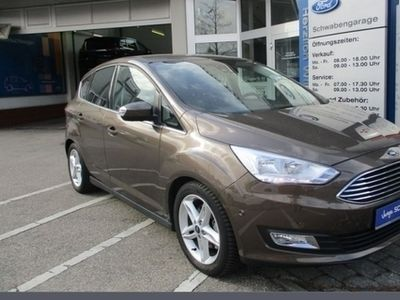 used Ford C-MAX 1.5 EcoBoost Start-Stop-System Titanium