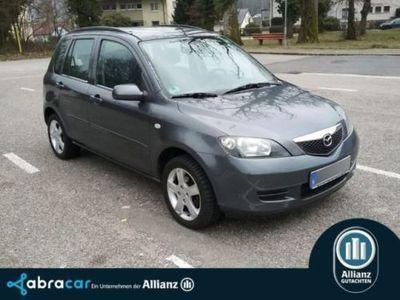 gebraucht Mazda 2 1.4 Active inkl. Allianz Gutachten