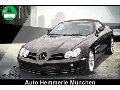 gebraucht Mercedes SLR McLaren schwarz/beige