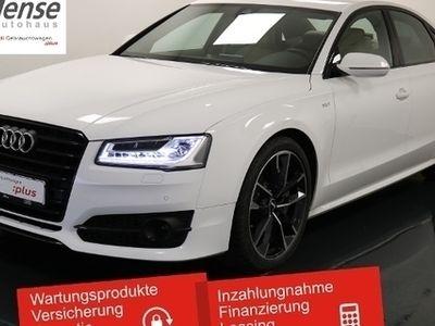 gebraucht Audi S8 plus 4.0 TFSI quattro tiptronic LED Navi BOSE