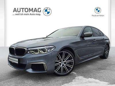 gebraucht BMW M5 50d xDrive 1Hd.*Scheckheft*Standheiz*Driv.Assist P
