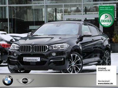 gebraucht BMW X6 M 50d HUD GSD ACC h/k LM-Räder 21 Zoll Sportpaket