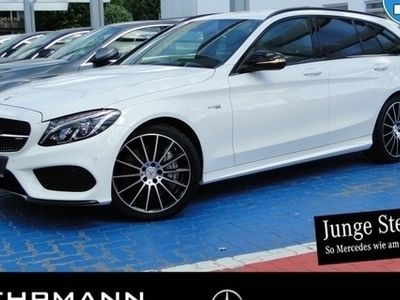 gebraucht Mercedes C43 AMG AMG 4MATIC T-Modell AMG Line Exterieur/Navi Styling