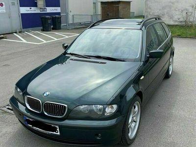 gebraucht BMW 320 e46 i Navi Leder HK LPG Autogas