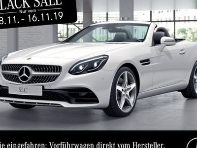 gebraucht Mercedes 300 SLCAMG Pano ILS LED Navi Spurhalt-Ass SpurPak