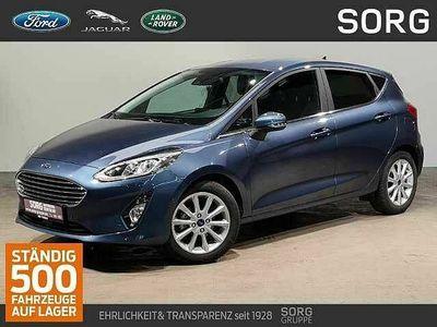 gebraucht Ford Fiesta 1.0 EcoBoost Titanium*ACC*KAMERA*-35%*