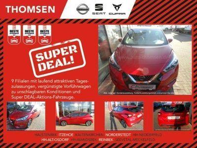 gebraucht Nissan Micra IG 71 PS N-WAY Safety NC