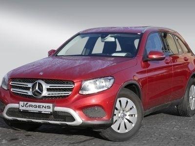 gebraucht Mercedes GLC220 d 4MATIC Navi