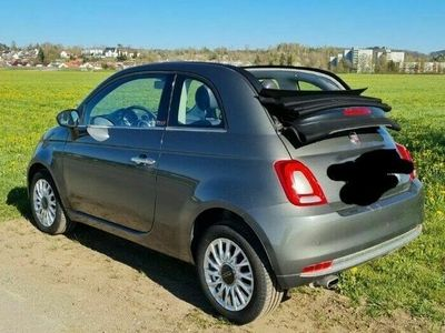 gebraucht Fiat 500C 1.2 8V 60th