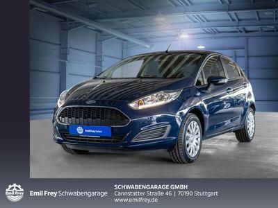 gebraucht Ford Fiesta 1.0 EcoBoost Start-Stop Navi Klima PDC