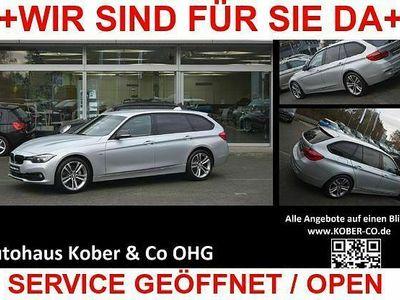 gebraucht BMW 335 dT xDrive Sport Line EURO 6 HIFI+KLIMA+ISOFIX