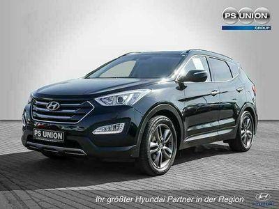 gebraucht Hyundai Santa Fe 2.2 Premium