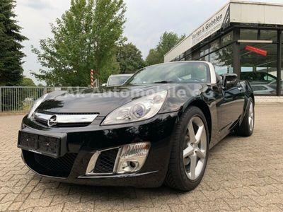 gebraucht Opel GT Sport Turbo KLima Black