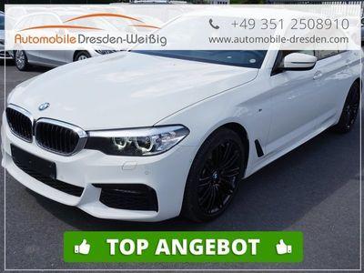 gebraucht BMW 520 i Aut. M-Sport NaviProf*LED*Parkassistent