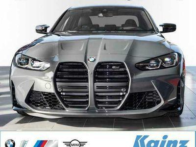 gebraucht BMW M3 Competition 19 20 Laserlicht Alarmanlage Harmon Kardon Fernlichtassistent