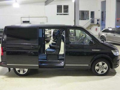 706c86059f gebraucht VW Multivan T6BiTDI2.0 DSG 4Mot HIGHL Leder Navi AHK Standhzg