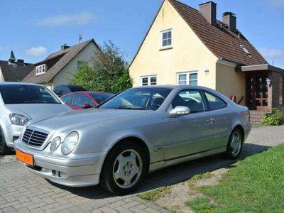gebraucht Mercedes CLK200 - TÜV 06-2023 - TEMPOMAT - ALLWETTER