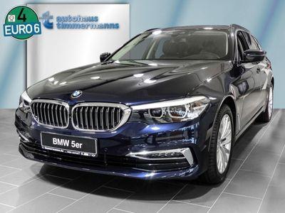 gebraucht BMW 530 i Touring Luxury Line Head-Up LED Display key