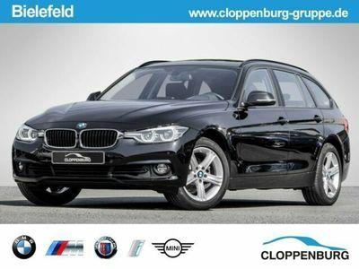 used BMW 320 i Touring Advantage Navi SHZ Aut LED HiFi Kli